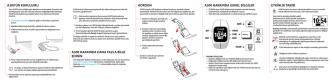 A300 HAkkinDA Genel BİlGİler kOrDOn A300`Ün kUrUlUMU