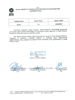 îš`i`iî - Dış İlişkiler Birimi - Adana Bilim ve Teknoloji Üniversitesi