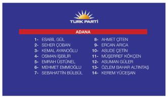 33,2 - TURK PARTİ