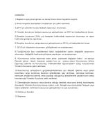 2. 2015 olağan genel kurul gündem