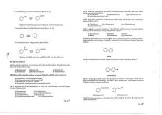 Aromatik Kimya Sorular (Mc Murry)