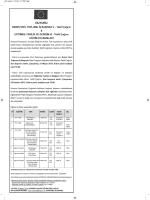 Eğitimde Yenilik ve Değişim VI. Hibe Programı ve Kıbrıslı Sivil