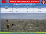 Ağaçlandırma ve Toprak Muhafaza Projesi