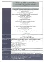 Akademi Patlayıcı Mühendisliği Derneği Seminer Programı