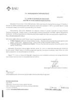 rc. BAHÇEŞEHİR ÜNİVERSİTESİ s - Çevre ve Şehircilik Bakanlığı