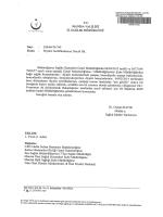 Illl [ll lllllllllllllll - Manisa İl Sağlık Müdürlüğü