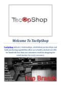 Tactical ar-15 For Sale : TacOpShop
