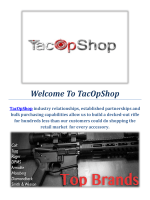 Tactical ar-15 For Sale : TacOpShop