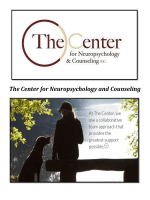 The Center for Neuropsychology and Counseling: Bucks County Psycho Therapist