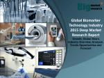 Global Biomarker Technology Industry 2015 Deep Market Research Report