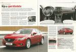 Mazda6 autorevija - 05.2013. - Nije u sjeni dizelaša