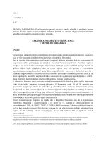 S.M.1, u suradnji sa N.S.2 PRAVNA NAPOMENA: Ovaj tekst nije