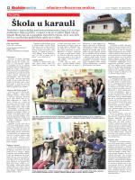 Križnica – Škola u karauli