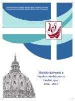 Misijske aktivnosti u župnim zajednicama u Godini vjere