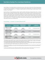 Letak stambene štednje Prve stambene štedionice