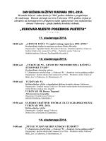 Program 18.11.2014.