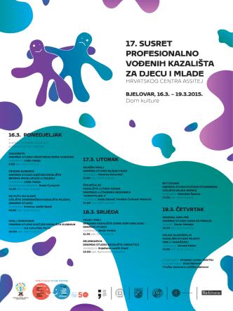 17. susret profesionalno vođenih kazališta za djecu i mlade