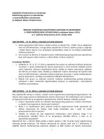 Pregled tumačenja Kolektivnog ugovora sa 7. sjednice