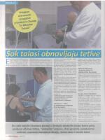 šok talasi obnavljaju tetive - Zzfmr Dr Miroslav Zotovic Banja Luka