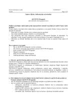 Uputa o lijeku: Informacija za korisnika AKTIVIN-H kapsule