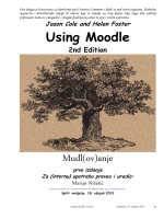Using Moodle, 2nd Edition