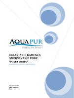 Micro brošura i specifikacije