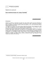 Due testimonianze di Josip Vanista