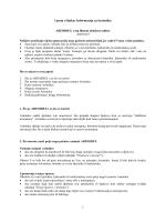 arimidex - AstraZeneca