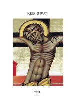 PDF Knjižica Križni put