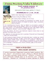 Preuzmi PDF datoteku - Župa sv. Vida, Vidovec