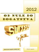 OD NULE DO BOGATSTVA