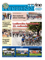 Ludbreška biciklijada - 25. rođendan