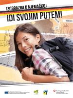 Izobrazba u Njemačkoj - Idi svojim putem!