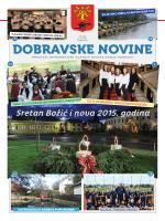 Dobravske novine br.43 Božić 2014.