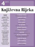 Književna Rijeka - Društvo hrvatskih književnika – ogranak u Rijeci