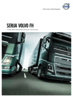 Serija Volvo FH 18 MB
