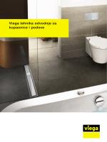 Viega tehnika odvodnje za kupaonice i podove