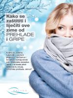 Kako se zaštititi i liječiti ove zime od PREHLADE i GRIPE