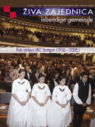 01und28 II - KROATENSEELSORGE IN DEUTSCHLAND
