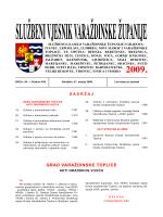 Izmjene statuta (Službeni vjesnik br. 26/09)
