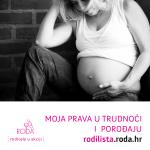 Moja prava u trudnoći i porodu