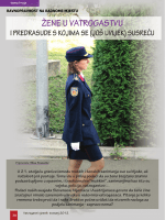 Žene u vatrogastvu.pdf - Pravobraniteljica za ravnopravnost spolova