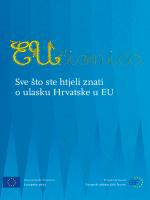 Sve što ste htjeli znati o ulasku Hrvatske u EU