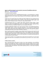 Izjava o zaštiti privatnosti na internetskim stranicama