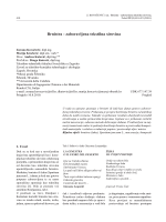 Brnistra - zaboravljena tekstilna sirovina