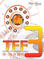 Katalog 2014 - tuzla film festivala