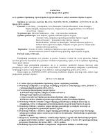 zapisnik sa 2. sjednice općinskog vijeća ,28.06.2013