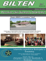 Bilten br. 7 - Islamska zajednica Bošnjaka u Švedskoj