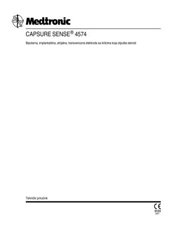 CAPSURE SENSE® 4574