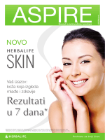 Downloadirajte Aspire - Herbalife Today Magazine